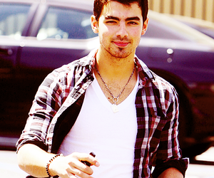 hairy, Joe Jonas, and see no more image