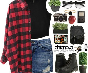 clothes, Polyvore, and alternative image