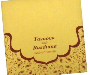 scroll wedding cards, indian wedding cards, and buy wedding cards online image