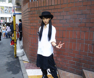 cool, fashion, and Harajuku image