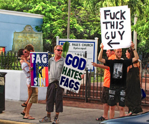 gay, noh8, and fckh8 image