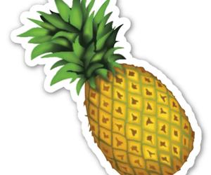 emoji and pineapple image