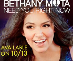 bethany mota and need you right now image