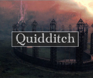 harry potter, quidditch, and sport image