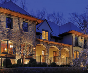 architecture, mansion, and exterior image