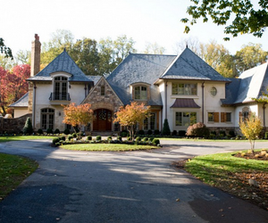 architecture, exterior, and house image