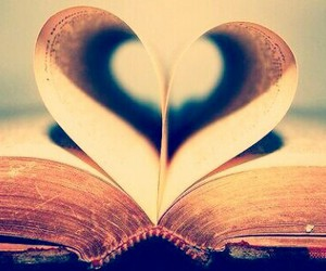 book, harry potter, and heart image
