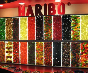 haribo, sweet, and candy image