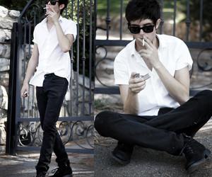 boy, pretty boy, and swag image
