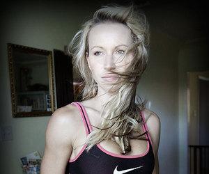 fitness, fitspo, and zuzka light image