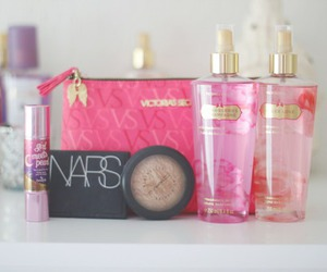 nars, Victoria's Secret, and pink image