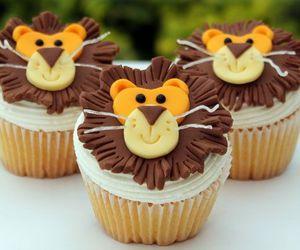 cupcake and food image
