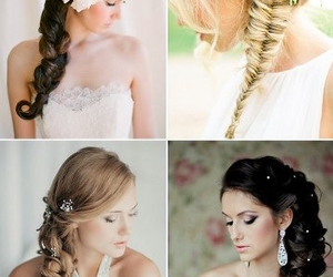 beautiful, braids, and hairstyles image