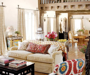 boho, decor, and farm house image