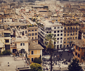 italy, piazza, and rome image
