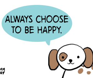 doodle and positive image