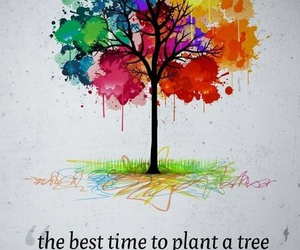 tree and quote image