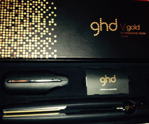 hairs and ghd image