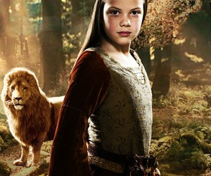 Lucy and narnia image