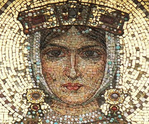art and mosaic image