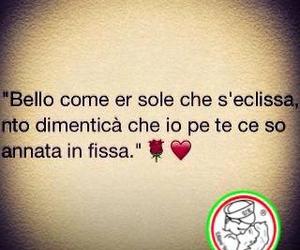 amore, roma, and frasi italiane image