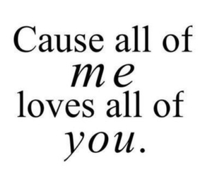 me, all of me, and you image