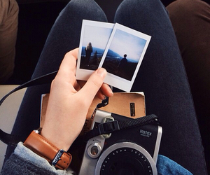 indie and polaroid image