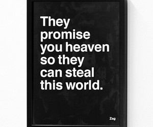 quote, heaven, and text image