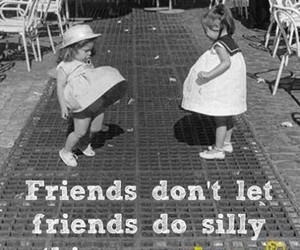 friends and funny image