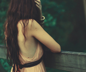 beautiful, girl, and belt image