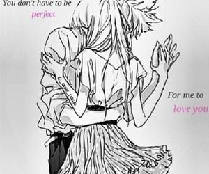 nalu, love, and anime image
