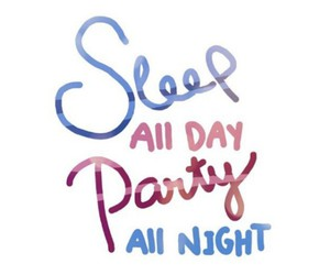day, party, and night image