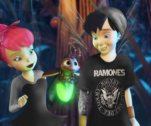 disney and punk image