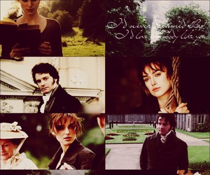 Colin Firth, keira knightley, and mr.darcy image