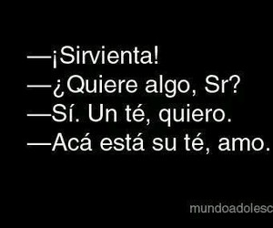 love, amo, and frases image