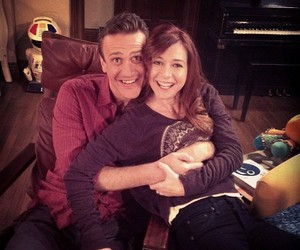 how i met your mother, himym, and alyson hannigan image