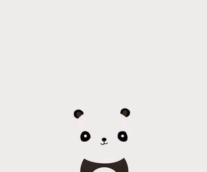 background, panda, and wallpaper image