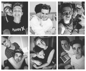 jaspar, joe sugg, and caspar lee image