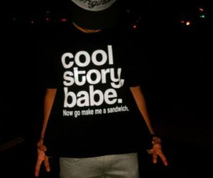 babe, boy, and swag image