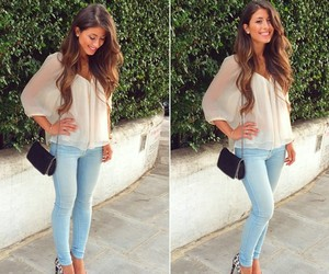fashion, high heels, and look image