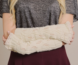 accessories, arm warmers, and clothes image