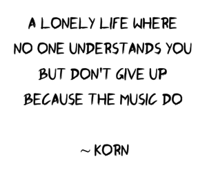 give up, inspiration, and korn image