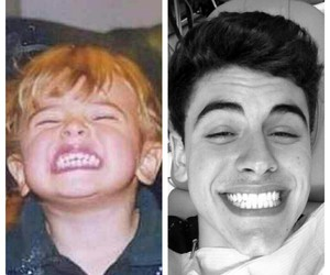 cutie, smile, and jack gilinsky image