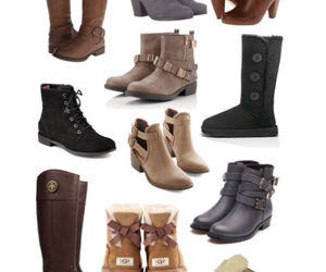 fall, fall fashion, and shoes image