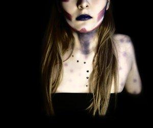 creepy, dark, and et image