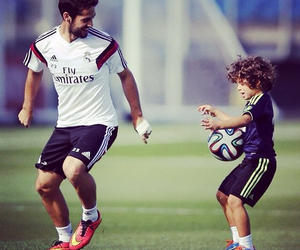 isco and football image