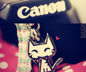 canon and cute image