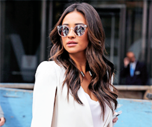 shay mitchell, pll, and emily fields image