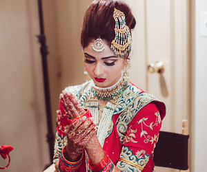 wedding and mendhi image