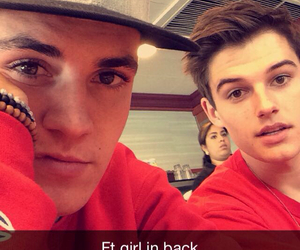 sam wilkinson, kenny holland, and sammy wilk image